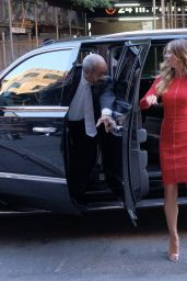 Heidi Klum - Returning to Her Hotel in Manhattan, NY 06/21/2017