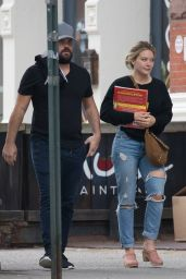 Hilary Duff and Her Ex-Husband Mike Comrie - New York 06/17/2017