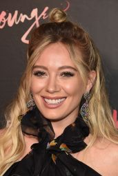 """Hilary Duff on Red Carpet - """"Younger"""" TV Show Premiere in NYC 06/27/2017"""