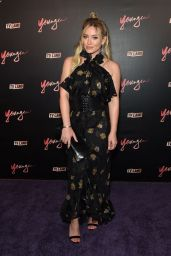 "Hilary Duff on Red Carpet - ""Younger"" TV Show Premiere in NYC 06/27/2017"