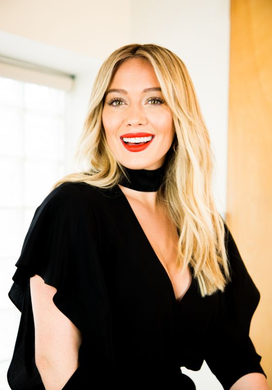 Hilary Duff - Photoshoot  for The New York Times, 2017