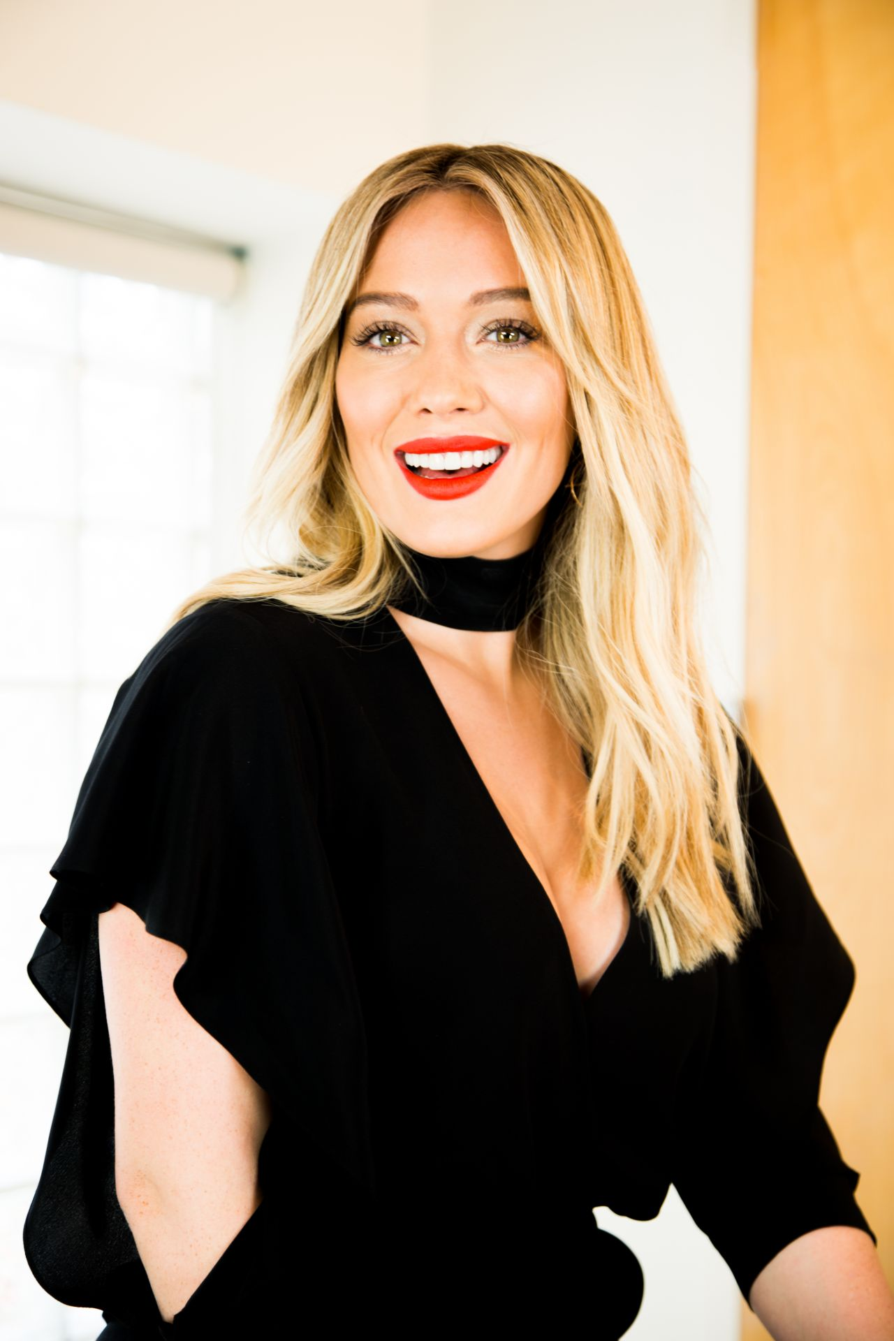 Hilary Duff - Photoshoot for The New York Times, 2017 Hilary Duff