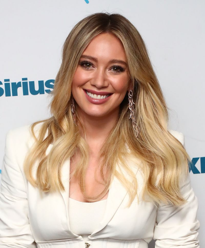 Hilary Duff - SiriusXM Studios in NYC 06/27/2017 Hilary Duff