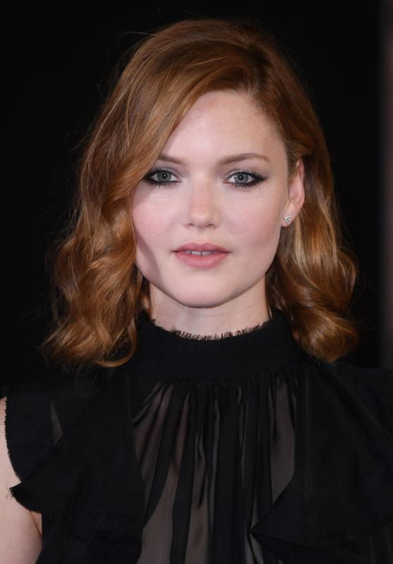"Holliday Grainger – ""My Cousin Rachel"" Premiere in London, UK 06/07/2017"