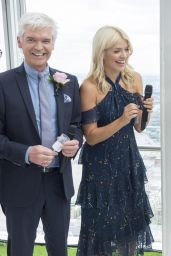"""Holly Willoughby - """"This Morning"""" TV Show in London 06/29/2017"""
