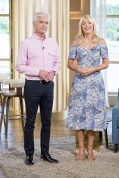 Holly Willoughby - This Morning TV Show in London, UK 06/26/2017