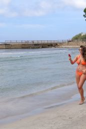 Imogen Thomas - Modelling Bikini Range in Mallorca 06/15/2017
