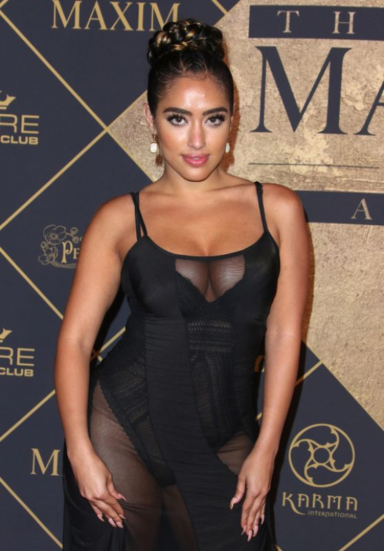Inas X – Maxim Hot 100 Party in Los Angeles 06/24/2017