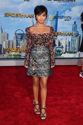 """Isabela Moner – """"Spider-Man: Homecoming"""" Premiere in Hollywood 06/28/2017"""