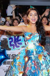 """Isabela Moner - """"Transformers The Last Knight"""" China World Premiere 06/13/2017"""