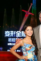 "Isabela Moner - ""Transformers The Last Knight"" China World Premiere 06/13/2017"