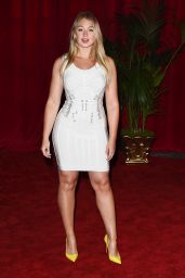 Iskra Lawrence – Maxim Hot 100 Party in Los Angeles 06/24/2017