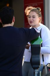 Iskra Lawrence - Out in Beverly Hills 06/25/2017