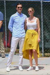 Ivanka Trump and Jared Kushner - Washington D.C. 06/24/2017