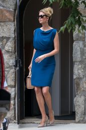 Ivanka Trump - Leaves her House in Washington 06/19/2017