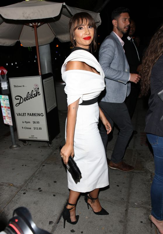 Jackie Cruz at Delilah in West Hollywood06/16/2017