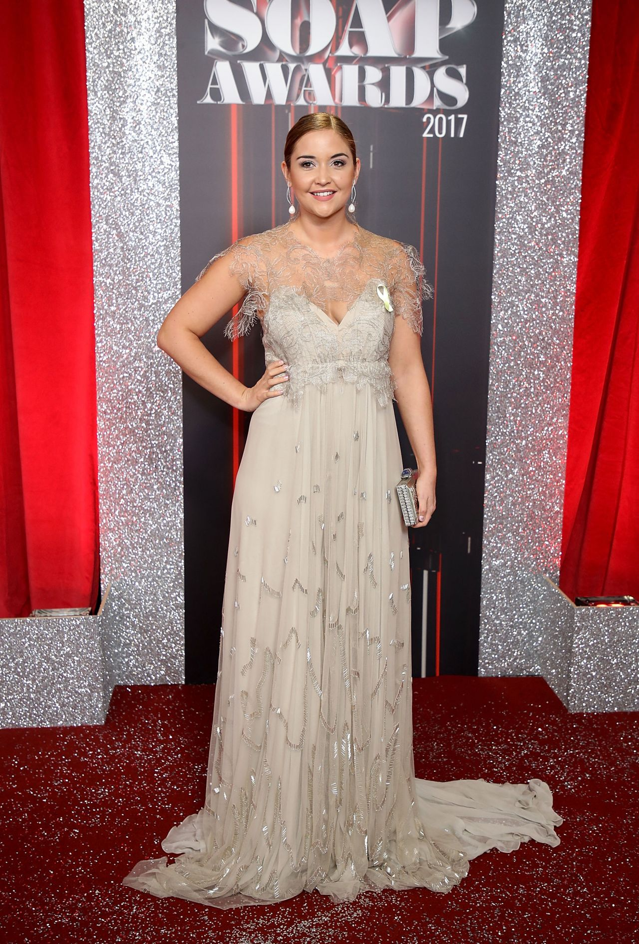 British Soap Awards In Manchester, UK