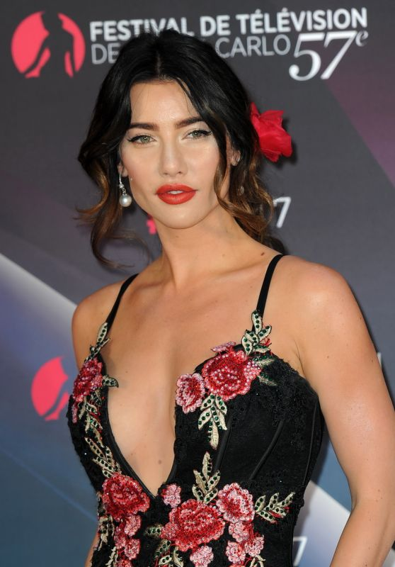 Jacqueline MacInnes Wood - Monte Carlo TV Festival, TV Series Party 06/17/2017