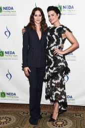 "Jaimie Alexander - ""An Evening Unmasking Eating Disorders"" Benefit Gala in NY 06/15/2017"