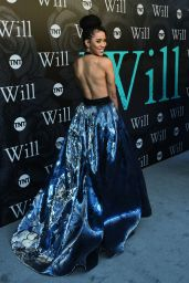 "Jasmin Savoy Brown – ""Will"" TV Show Premiere in New York 06/27/2017"