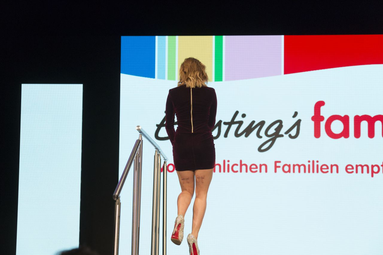 Ernstings Family Fashion Show Hamburg