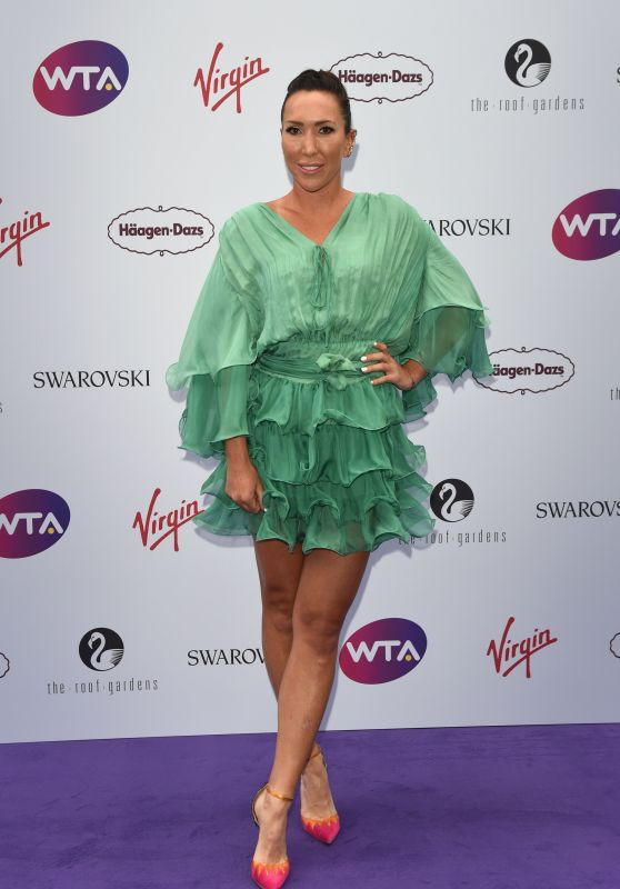 Jelena Jankovic – WTA Pre-Wimbledon Party in London 06/29/2017