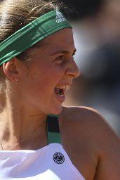 Jelena Ostapenko – French Open Tennis Tournament in Roland Garros Winner, Paris 06/10/2017