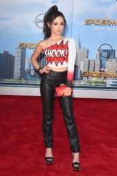 "Jenna Ortega – ""Spider-Man: Homecoming"" Premiere in Hollywood 06/28/2017"