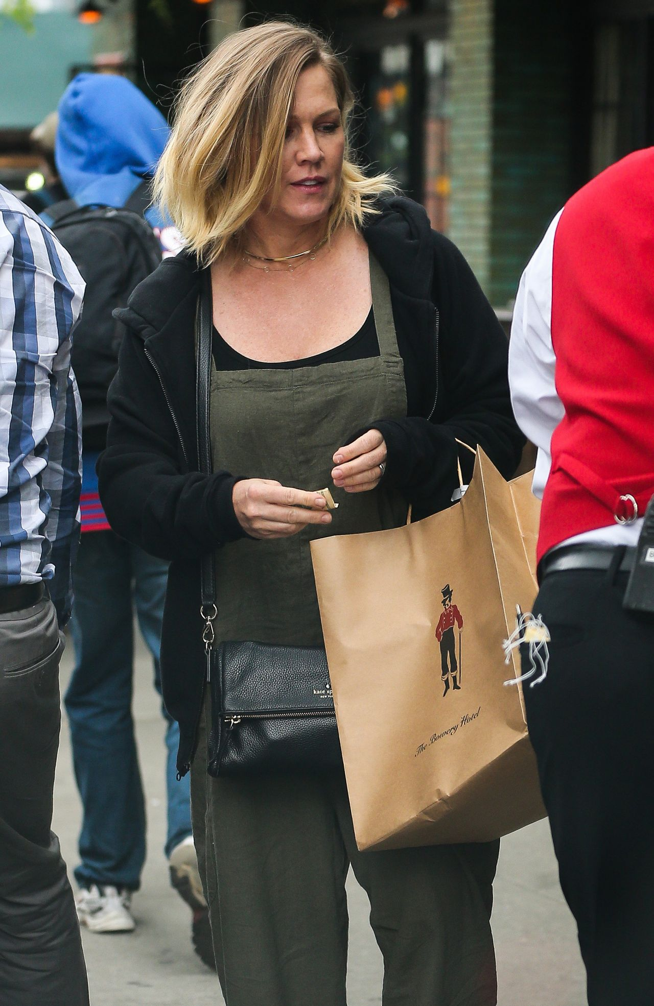 Jennie Garth Out In New York 06 09 2017