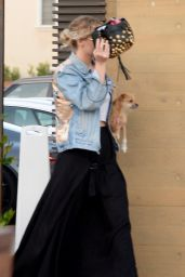 Jennifer Lawrence and Darren Aronofsky at Nobu Restaurant in Malibu 06/25/2017