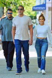 Jennifer Lopez and Alex Rodriguez - Hamptons 06/26/2017