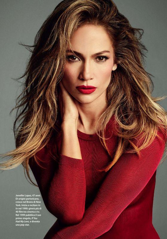 Jennifer Lopez - F Magazine N.24 June 2017 Issue