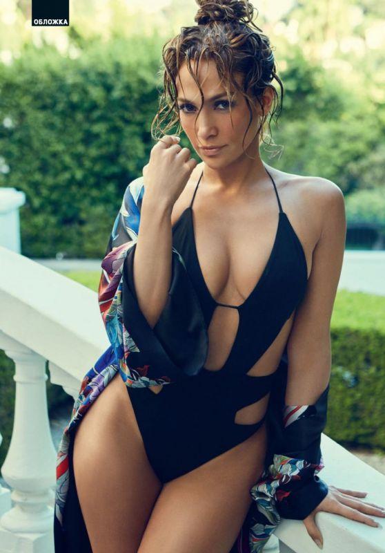 Jennifer Lopez - GQ Magazine Russia June 2017