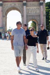 Jennifer Lopez - Out in Paris, France 06/18/2017
