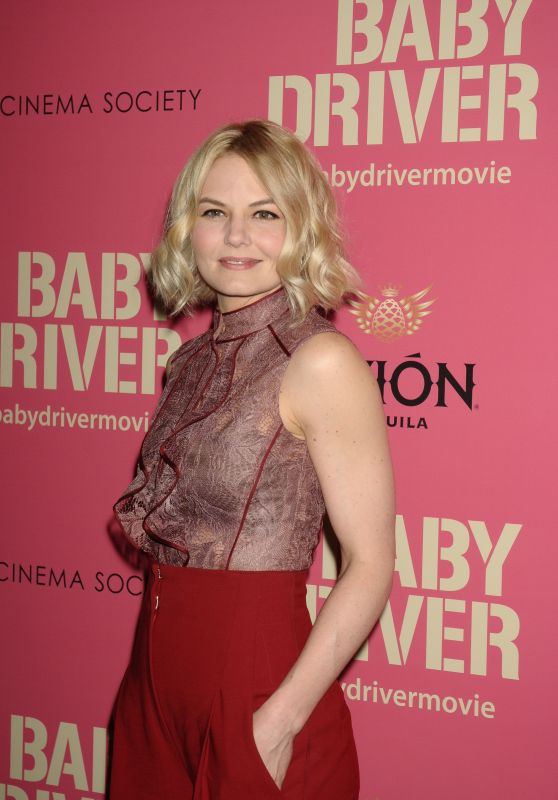 "Jennifer Morrison - ""Baby Driver"" Premiere in New York 06/26/2017"