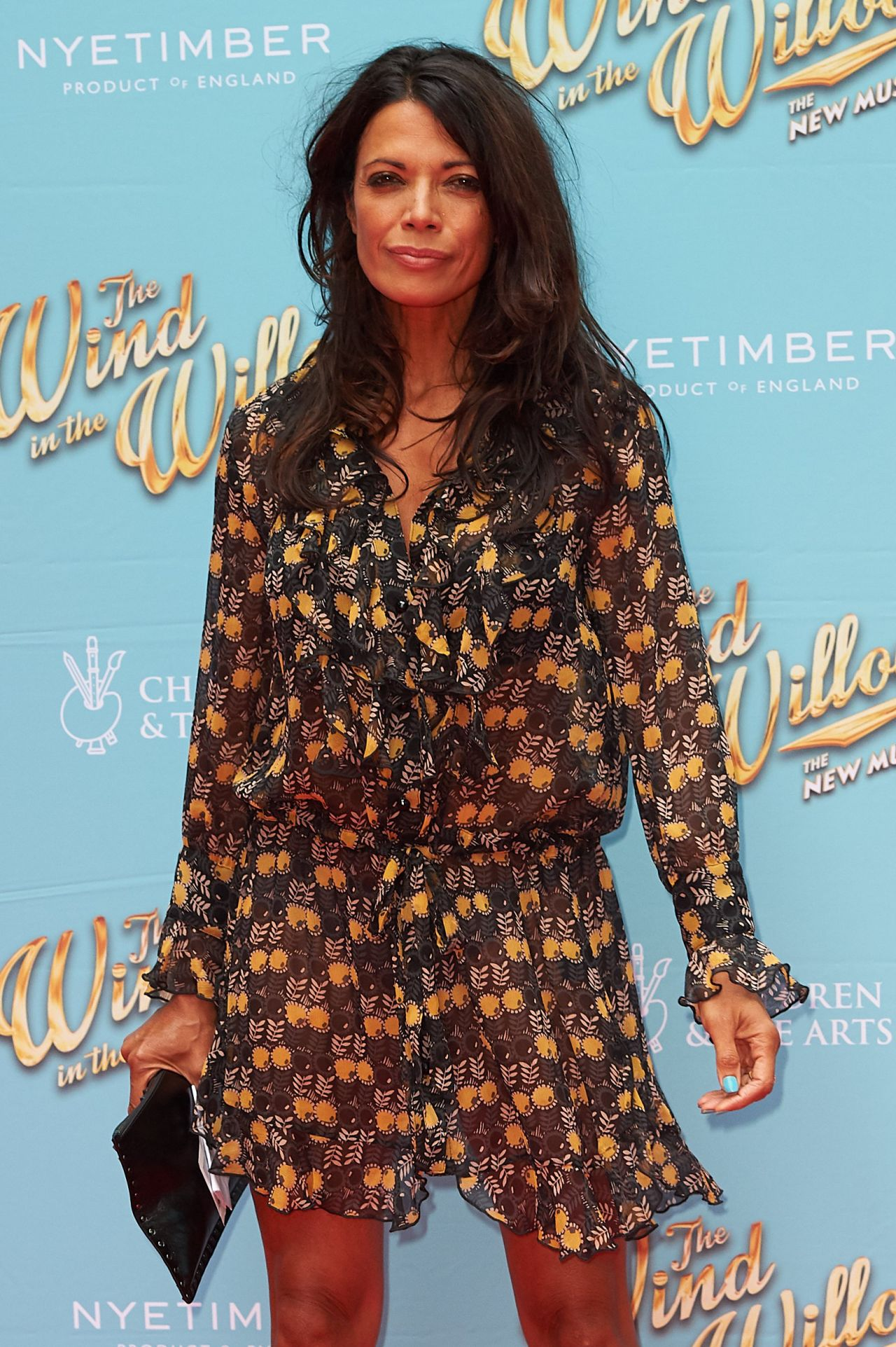 Jenny Powell Quot The Wind In The Willows Quot Musical Opening