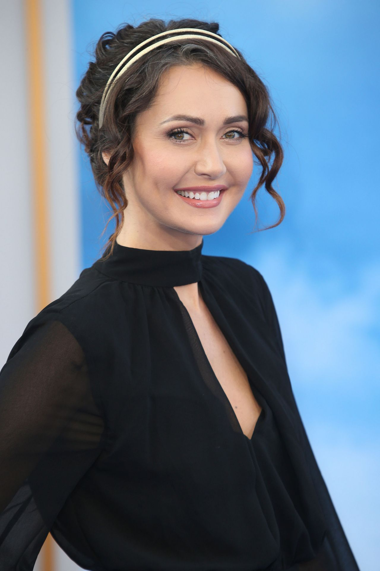 Jessica Chobot  Wonder Woman Movie Premiere In Los -1168