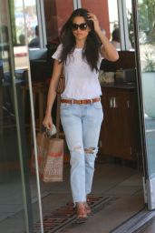 Jessica Gomes - Out For Breakfast in West Hollywood 6/26/2017