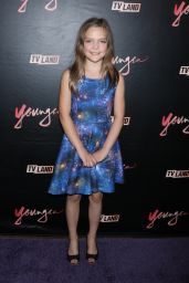 "Jeté Laurence – ""Younger"" Season 4 Premiere in New York 06/27/2017"