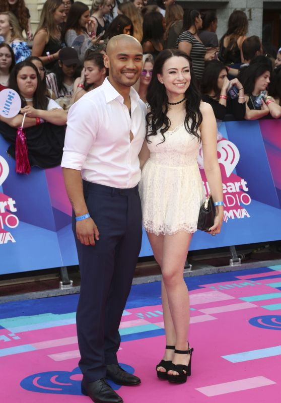 Jodelle Ferland - iHeartRadio Much Music Video Awards in Toronto 06/18/2017