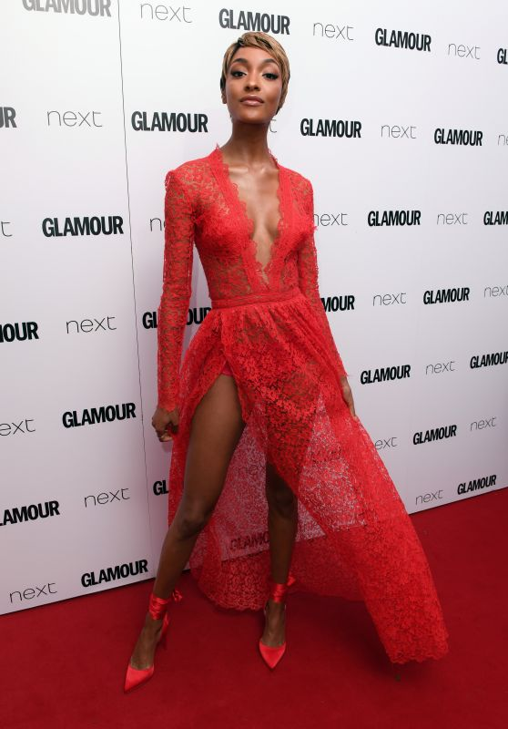 Jourdan Dunn – Glamour Women Of The Year Awards in London, UK 06/06/2017
