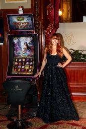 Joy Esther - Monte-Carlo TV Festival Party at the Casino 06/16/2017