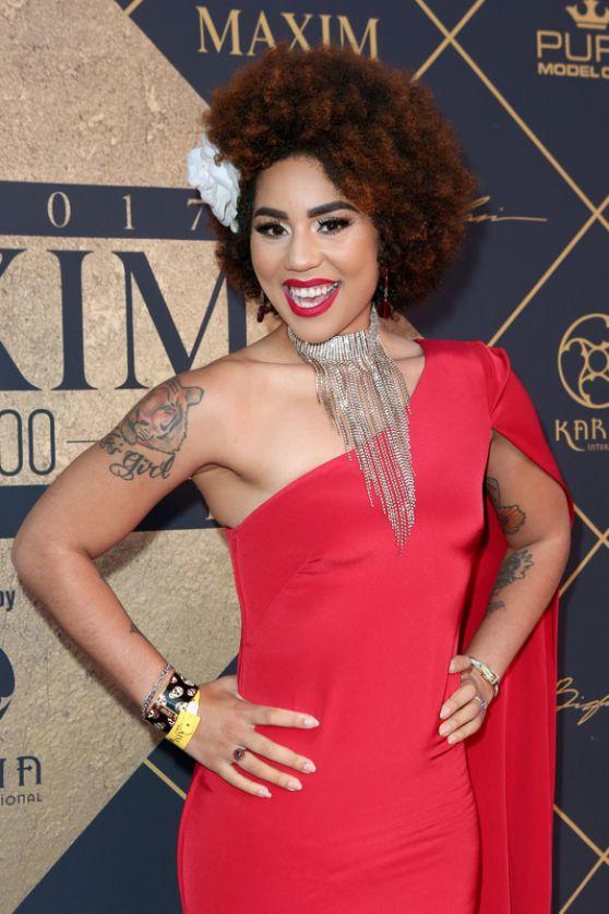 Joy Villa Maxim Hot 100 Party In Los Angeles 06242017