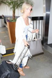 Julianne Hough at LAX Airport in Los Angeles 06/21/2017