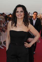 Juliette Binoche - Cabourg Film Festival Closing Ceremony 06/17/2017