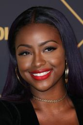 Justine Skye – Maxim Hot 100 Party in Los Angeles 06/24/2017