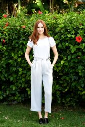 Karen Gillan - Maui Film Festival At Wailea, Hawaii 06/21/2017