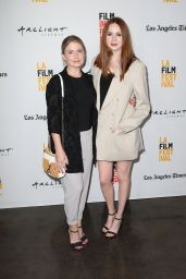 "Karen Gillan - ""Sun Dogs"" Premiere at Los Angeles Film Festival 06/15/2017"