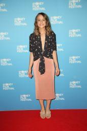"Karina Banno – ""That's Not Me"" Premiere at Sydney Film Festival 06/10/2017"