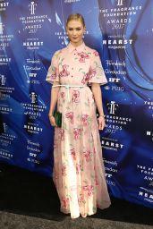 Karlie Kloss - Fragrance Foundation Awards in NYC 06/14/2017